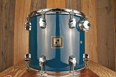 Sonor Force 3001 14 X 12 Tom Caribic (Ex-Warehouse Stock - Brand New)