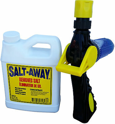 Salt-Away Starter Kit With 946Ml Concentrate