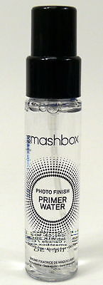 Smashbox Photo Finish Primer Water 30Ml - Oil, Alcohol & Silicon-Free - New