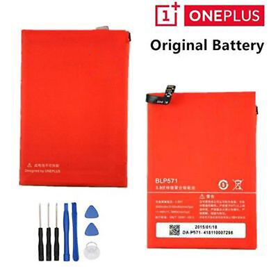 OEM OnePlus New Replacement Battery Original For OnePlus 3/2/1/X /3T with Tools