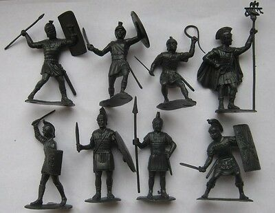 ROMAN SOLDIERS (legionary), MARX recast, 54mm, 1/32scale