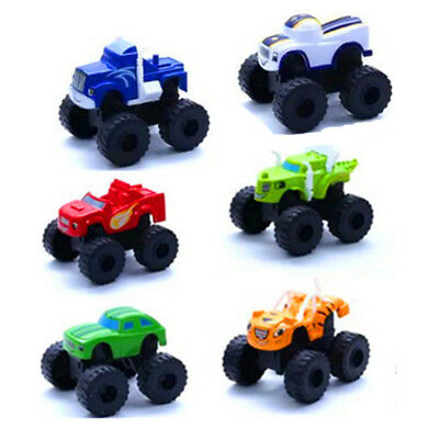 Racer Cars Trucks  Blaze and the Monster Machines Vehicles Diecast Toys Kid Gift