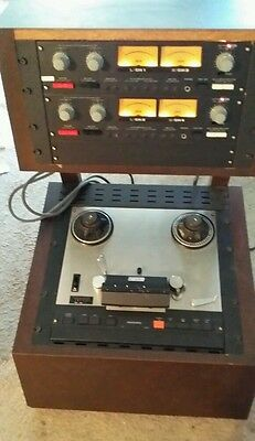 "OTARI MX 5050 QXHD. ..Vintage REEL to REEL 1/4"" Tape Deck"