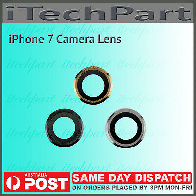 Rear Back Camera Lens Glass Ring Cover For iPhone 7