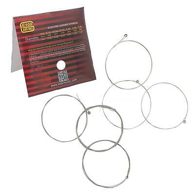 Core Nickel Alloy Wound (.009-.042) 6pcs Electric Guitar Strings String Set R4P3