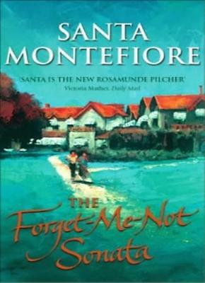 The Forget-me-not Sonata By Santa Montefiore. 9780340822906