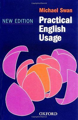 Practical English Usage (2nd Edition) By Michael Swan