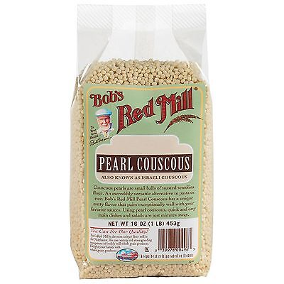 Bob's Red Mill, Natural Pearl Couscous, 16 oz (453 g)