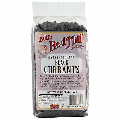 Bob's Red Mill, Black Currants, 16 oz (453 g)