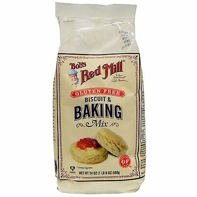 Bob's Red Mill, Gluten Free Biscuit & Baking Mix, 24 oz (680 g)