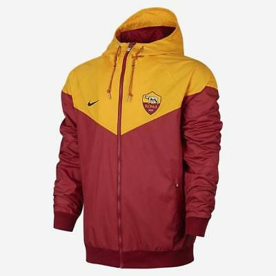 Nike AS Roma Authentic Windrunner Jacket 2017/18 - Mens