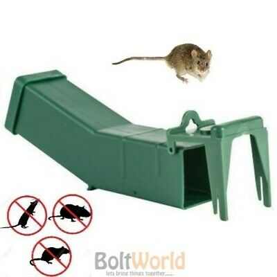 High Quality Reusable Humane Mouse Trap Catch Not Kill Mice Pest Rodent Control