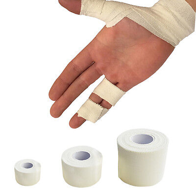 1 Roll Bandage Tape Finger Joint Wrap Sport Wrist Hand Muscle Care Strapping Hot