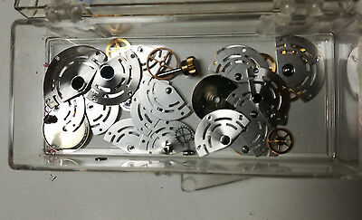 watch parts from geneva steampunk used maybe rolex ?
