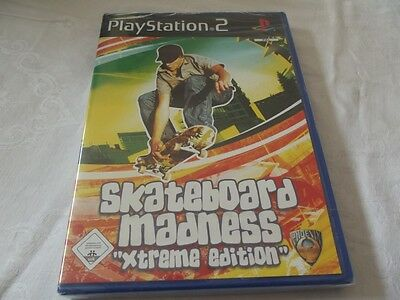"Sony Playstation 2 / PS2 Spiel Skateboard Madness ""Xtreme Edition""!!! NEU!!!"