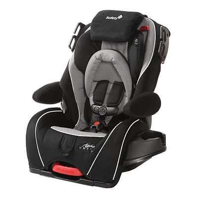 Safety 1st Alpha Omega Elite Convertible 3-in-1 Baby Car Seat Quartz (Open Box)