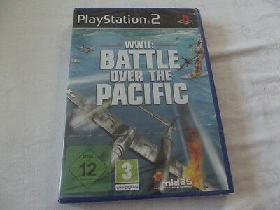 Sony Playstation 2 / PS2 Spiel Battle over the Pacific!!! NEU!!!
