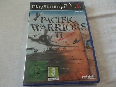 Sony Playstation 2 / PS2 Spiel Pacific Warriors II Dogfight!!! NEU!!!