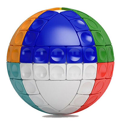 V-Sphere - 3D Sliding Spherical Puzzle