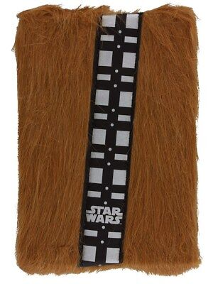 Star Wars Chewbacca Fur A5 Notebook 15x21cm
