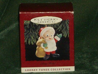 Hallmark 1993 Elmer Fudd - Looney Tunes Ornament - NEW  (BIN #1)