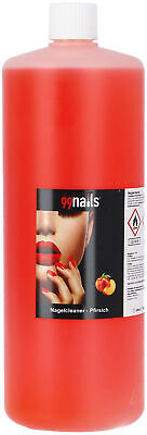 Nagelcleaner Pfirsich 1000ml Nails Entfetter Cleaner ! Made in Germany !