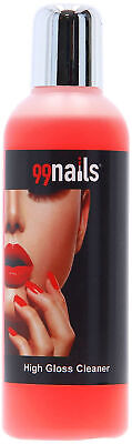 High Gloss Cleaner 100ml / Entfetter Hochglanz mit Duft Nails ! Made in Germany!