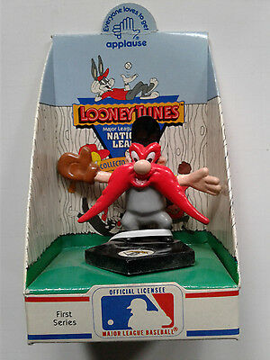 Applause Looney Tunes Yosemite Sam Pittsburgh Pirates Collector Figure Nip 1990