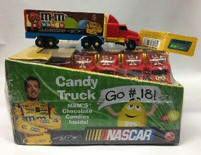 Kyle Busch #18 M & M's Nascar Truck With Candy X 1