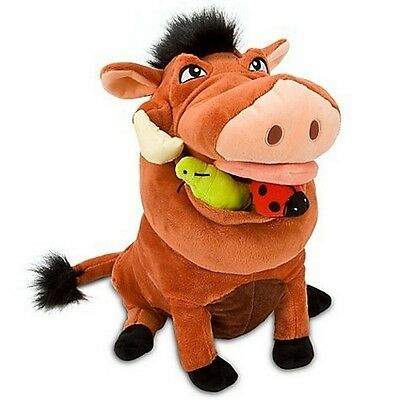 Disney The Lion King 35.5Cm Pumbaa Plush
