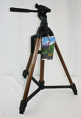 Vanguard MK-4 Digital Photo Video Tripod Lightweight Aluminum Pan Head