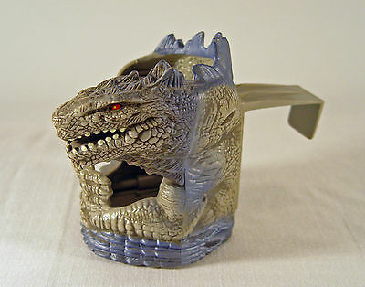 Godzilla Cup Holder        Collectable, 1998    MINT