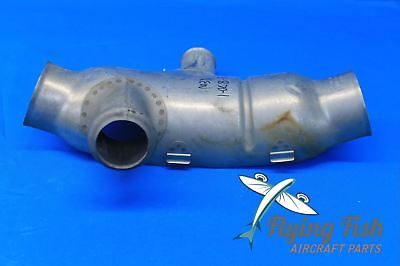 Radial Engine Stainless Steel Exhaust Shroud Assy P/N 12-870-1 NEW (19973)