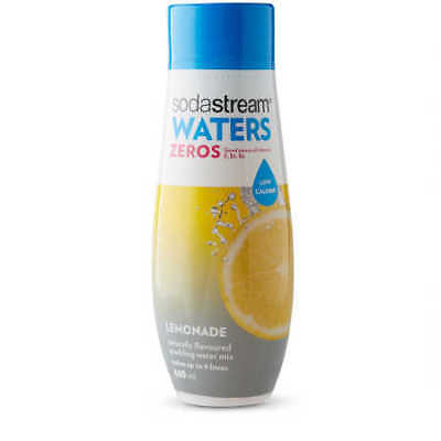 Sodastream Zero Lemonade Syrup