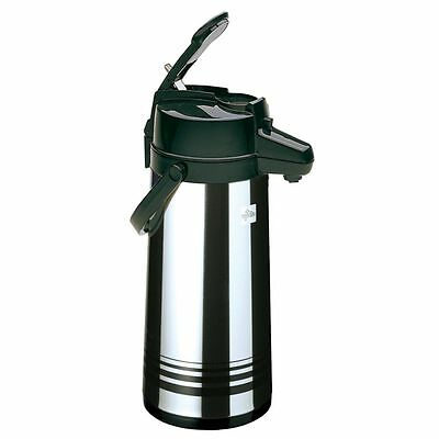 Update International LSVL-30/BK/SF 3-Liter Stainless Steel Airpot