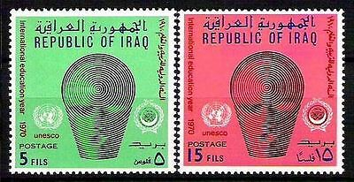 IRAQ International Year Of Education 1970 SC 568 MNH