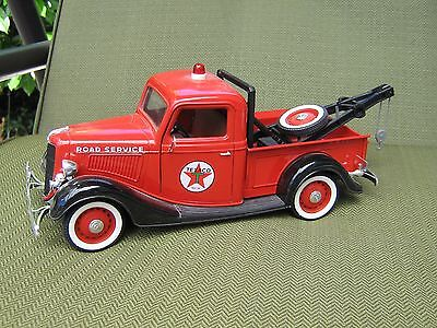 936 Ford Die Cast Texaco Tow Truck, (free shipping)