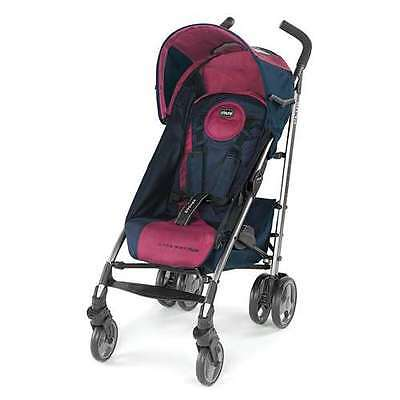 Chicco Liteway Plus 2-in-1 Car Seat Converting Stroller, Blackberry | Open Box