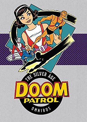 DC Comics Doom Patrol: The Silver Age Omnibus HC - 1056 Pages - Shrinkwrapped