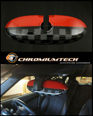MK2 MINI Cooper/S/ONE R52 R55 R56 R57 R60 R61 JCW Style Rear View MIRROR Cover