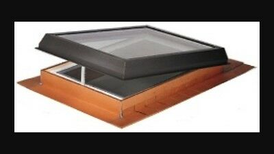 2 Supreme Brand skylights 22x30 Flat roof- $100 Each