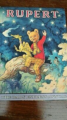 1979 Rupert The Bear ANNUAL
