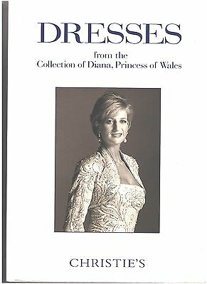 Dresses from the Collection of Diana, Princess of Wales Christie's Catalog, 1997