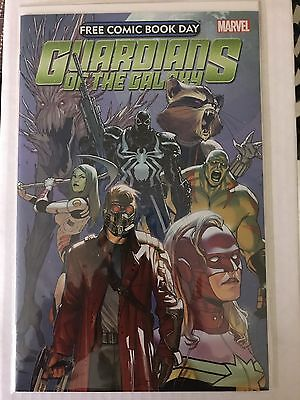 Free Comic Book Day 2014 (Guardians of the Galaxy) #1 (May 2014, Marvel)