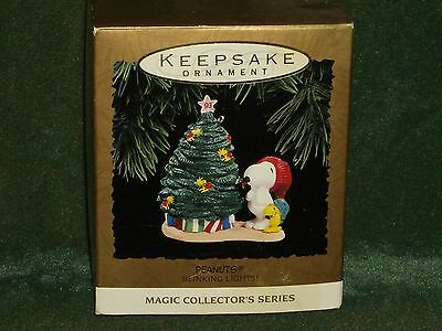Hallmark 1993 Peanuts - MAGIC Ornament - NEW  (BIN #2)
