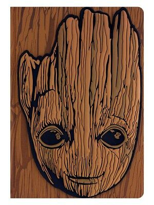Guardians Of The Galaxy Vol. 2 Groot A5 Premium Notebook