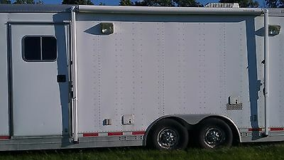 2000 Featherliite Food Vending Trailer Model 1510 8.6 x26