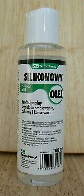 SILICONE OIL LUBRICANT  protects treadmill against moisture AG TermoPasty