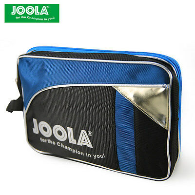 JOOLA Table Tennis Bag (Double layers, for 2 Rackets) Ping Pong Case