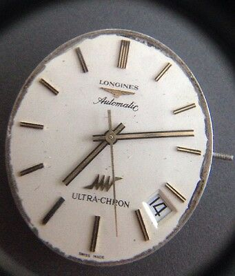 LONGINES Automatic Ultra-Chron 43x , 433/431 movement, PERFECT working CONDITION
